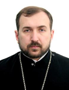 გელათის სასულიერო აკადემიისა და სემინარიის რექტორი დეკანოზი ირაკლი ახალაძე